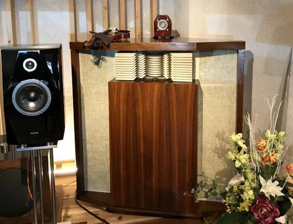 画像: StereoSound 高音質ディスク試聴会 準備