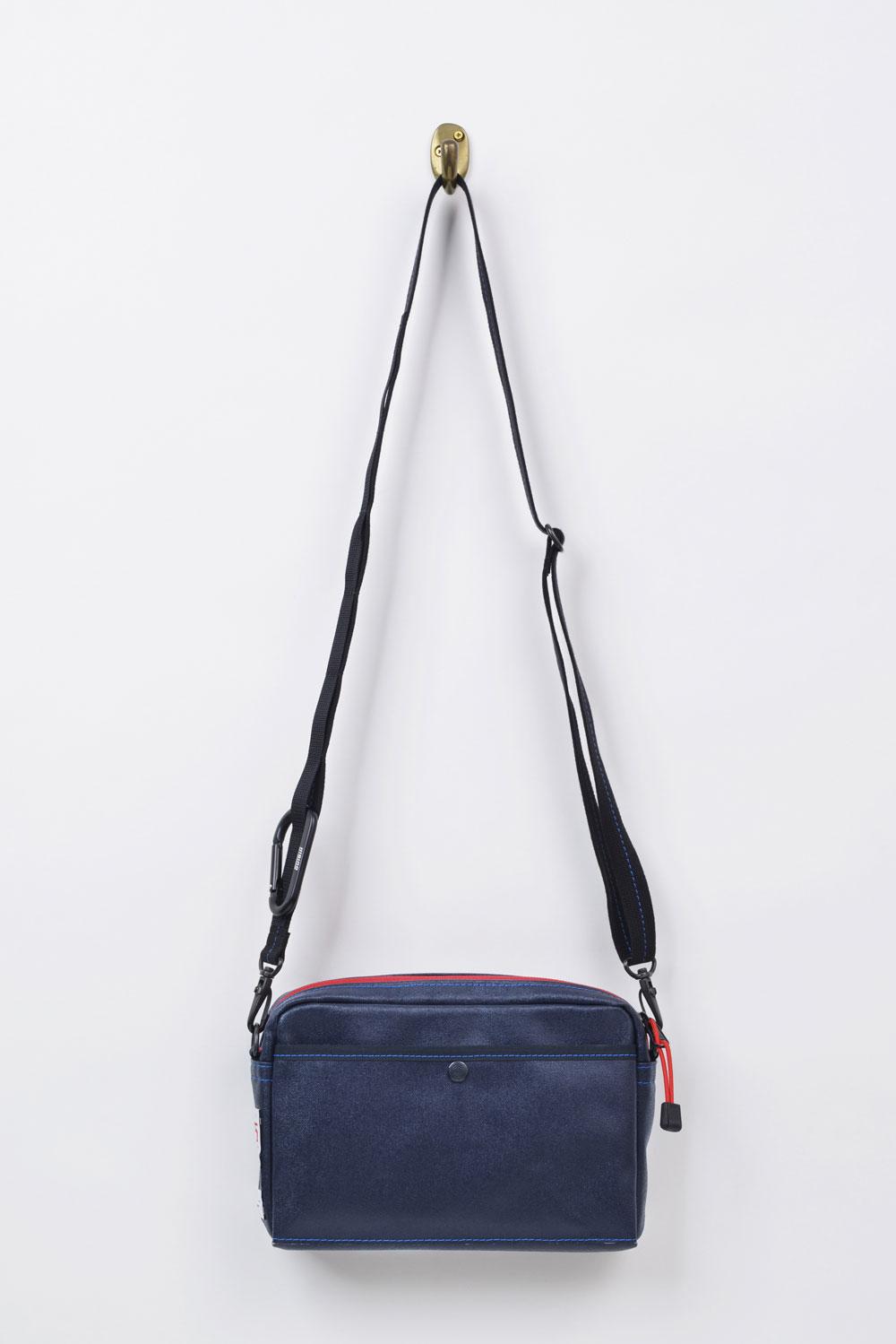 画像: 「ヒビノ×横濱帆布鞄 オリジナル・サコッシュ」