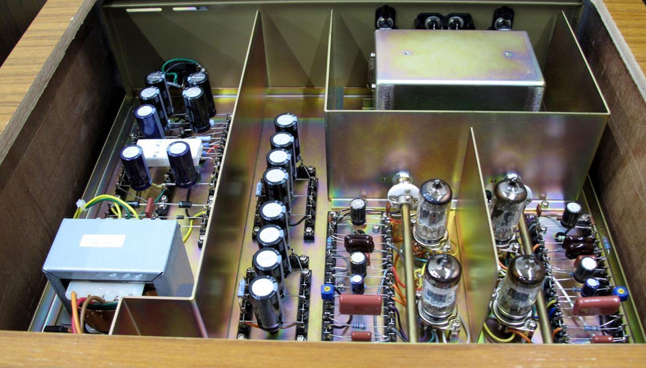 画像: 【アナログオーディオフェア2019リポート】 「上杉研究所」「サンバレー」「トライオード」 - Stereo Sound ONLINE
