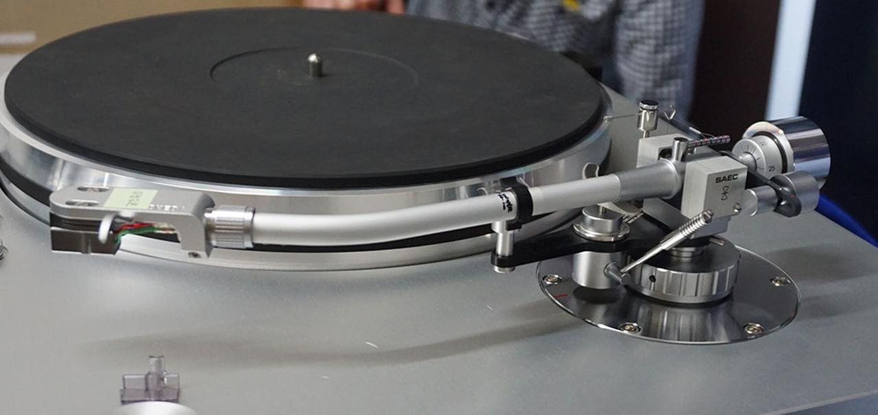 画像: 【アナログオーディオフェア2019リポート】「ゾノトーン」「サエクコマース」「光城精工」「アイシン高丘」 - Stereo Sound ONLINE