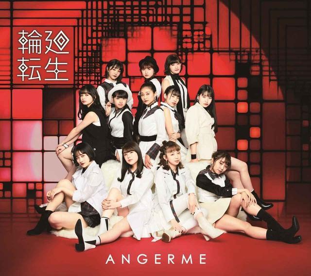 画像: 輪廻転生~ANGERME Past, Present & Future~ / アンジュルム
