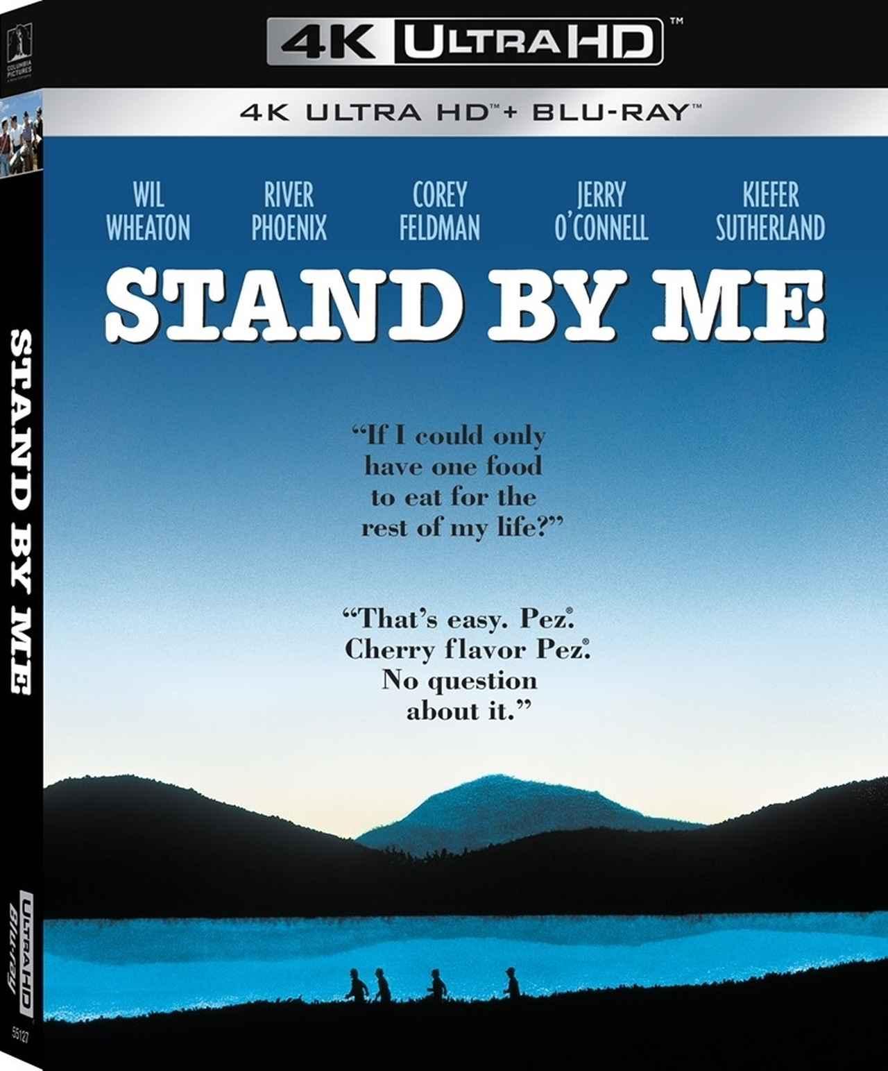 画像2: 4K&アトモスで蘇る名編『スタンド・バイ・ミー』【海外盤Blu-ray発売情報】