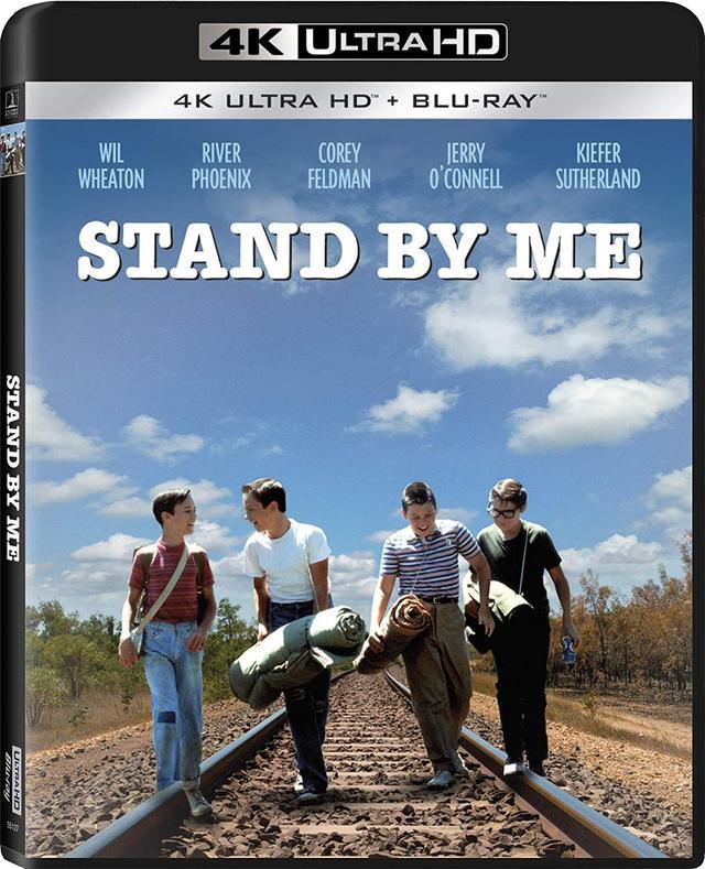 画像1: 4K&アトモスで蘇る名編『スタンド・バイ・ミー』【海外盤Blu-ray発売情報】