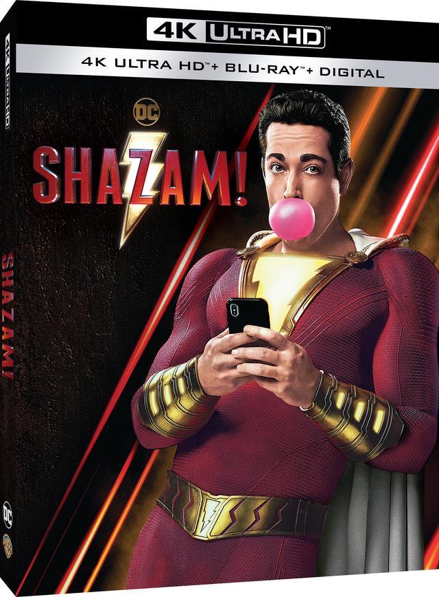 画像: DCコミックの異色スーパーヒーロー『シャザム!』【海外盤Blu-ray発売情報】