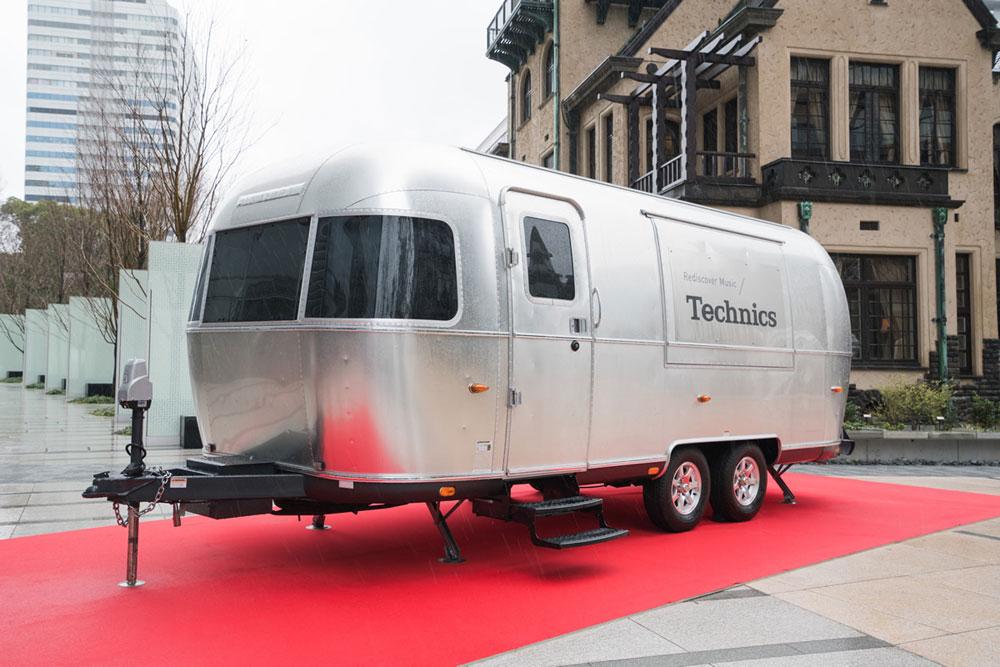 画像: Technics Sound Trailer