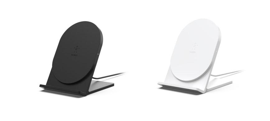 画像: Qi対応のワイヤレス充電器「BOOST CHARGE ワイヤレス充電スタンド」