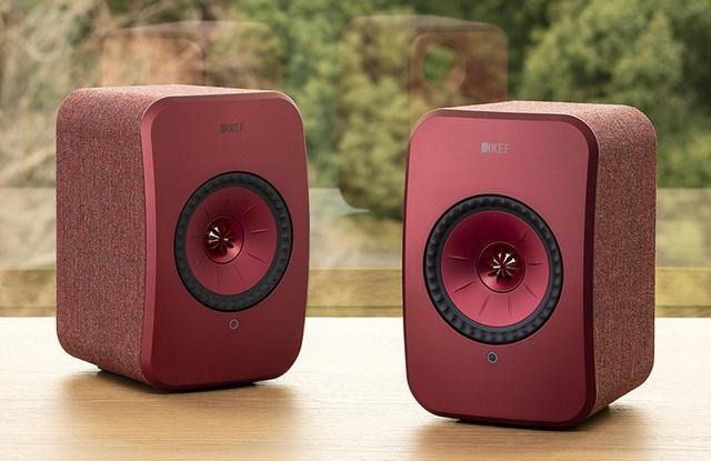 画像: Wireless Speaker System KEF LSX ※オープン価格(実勢価格14万9,980円前後)