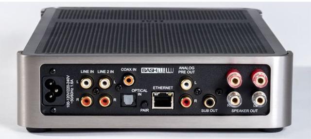 画像2: 192kHz/24ビットハイレゾ音声や2.1chサラウンドをボーダレスに楽しめる、エラックの注目プリメインアンプ「DS-A101-G」。今年6〜7月に日本で発売!