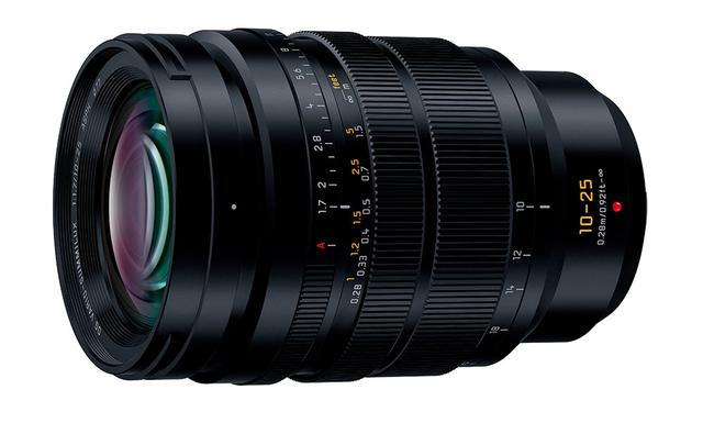 画像: 20mmから50mmまでを1本でカバー。フォーサーズ用の明るい交換レンズ「H-X1025」が27万円で発売。Lマウント用テレコンバーターも2機種ラインナップ