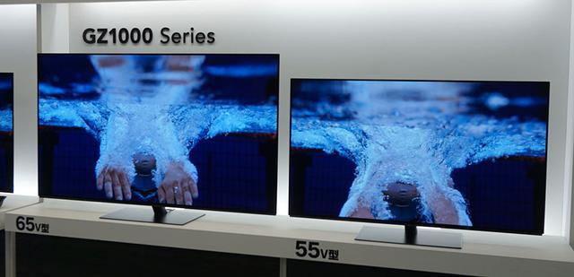 画像: 有機ELビエラの末弟、「GZ1000」シリーズ。画質関連機能は「GZ1800」と共通とのこと