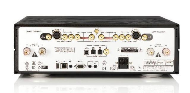 画像3: マークレビンソンの「No5000シリーズ」始動! 高い忠実度と高度に洗練されたデジタル・アナログ再生技術を融合した最新プリメインアンプ「No5805」を発売