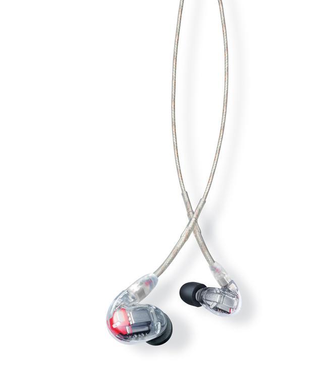画像: 再発売が決まった有線ケーブル同梱仕様の「SE846-CL-A」