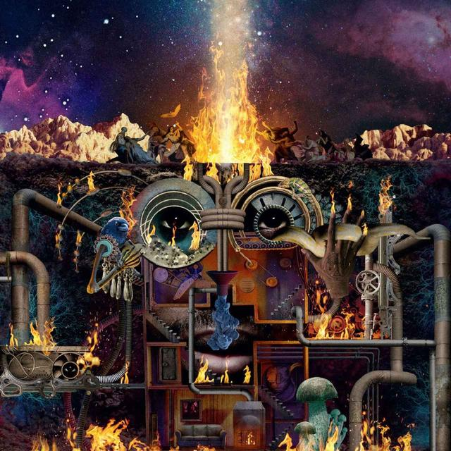 画像: Flamagra / Flying Lotus