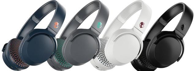 画像: Skullcandyからワイヤレスヘッドホン「Riff Wireless」と、インナーイヤホン「Set」が揃って登場。「Set」はIPX4 の防水・耐汗性能付きで¥2,750! - Stereo Sound ONLINE