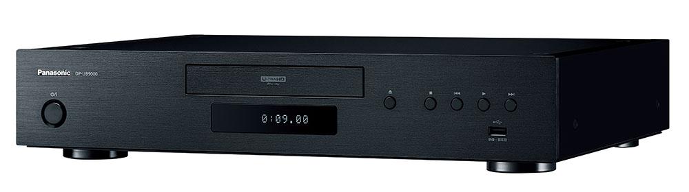 画像1: パナソニックが「DP-UB9000」のアップデートを発表。4K衛星放送を録画したディスクの再生や、CDのダイレクト選曲にも対応