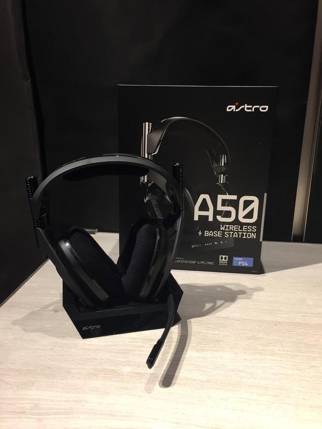 画像: ロジクール、「ASTROGaming」の新製品を発表。ワイヤレスゲーミングヘッドセットが日本上陸