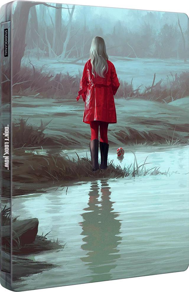 画像2: 隠れた傑作ミステリが4K UHD BD化『赤い影』【海外盤Blu-ray発売情報】