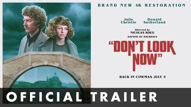 画像: DON'T LOOK NOW - Official Trailer - Starring Donald Sutherland and Julie Christie www.youtube.com