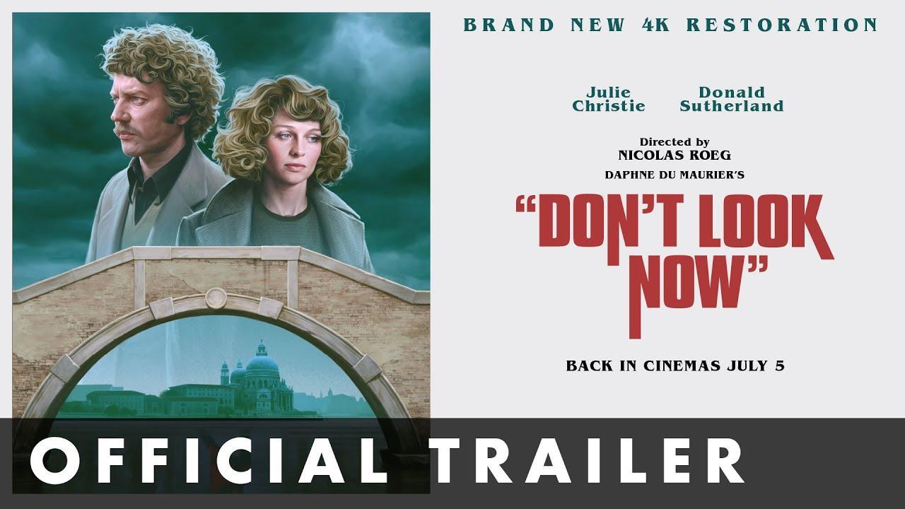 画像: DON'T LOOK NOW - Official Trailer - Starring Donald Sutherland and Julie Christie www.youtube.com