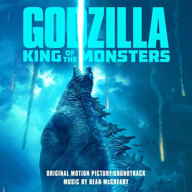 画像: Godzilla: King of the Monsters (Original Motion Picture Soundtrack) / Bear McCreary