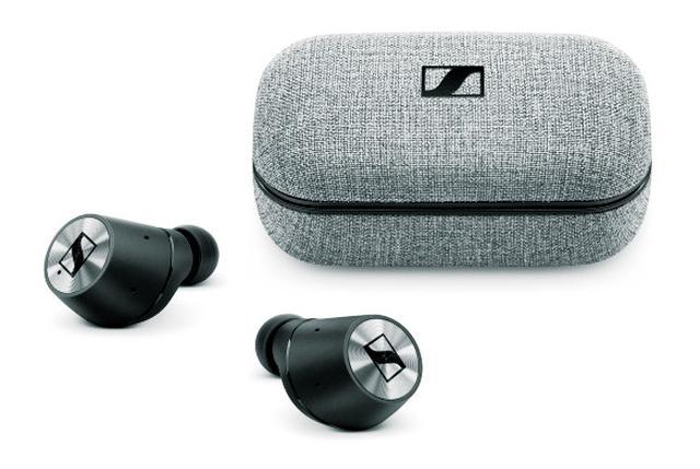 画像1: 第1位:ゼンハイザー MOMENTUM True Wireless