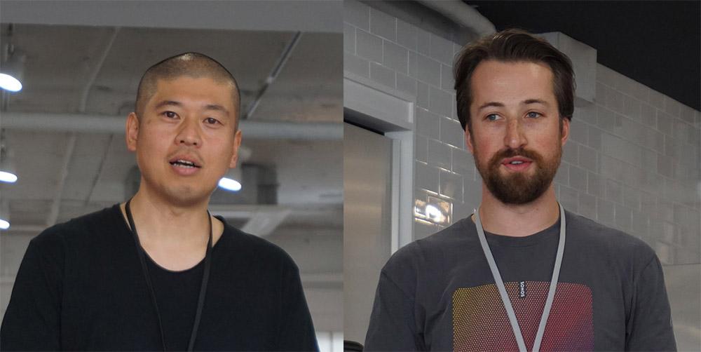 画像: Sonos Japan カントリージェネラルマネージャーの瀬戸和信氏(左)と、Installed Solutions Lead Europe,Asia & PacificのPatric Gall氏(右)