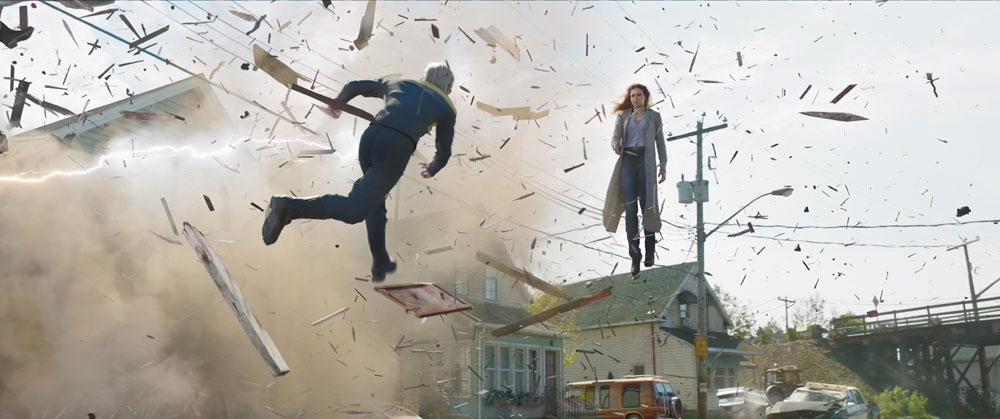 画像2: 【コレミヨ映画館vol.26】『X-MEN:ダーク・フェニックス』 ジーン・グレイ大暴走! アクションのつるべ打ちで人気シリーズにひとつのピリオドを打つ