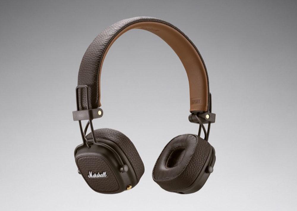 画像: 「MAJORⅢ」のブラウン&Bluetoothモデル