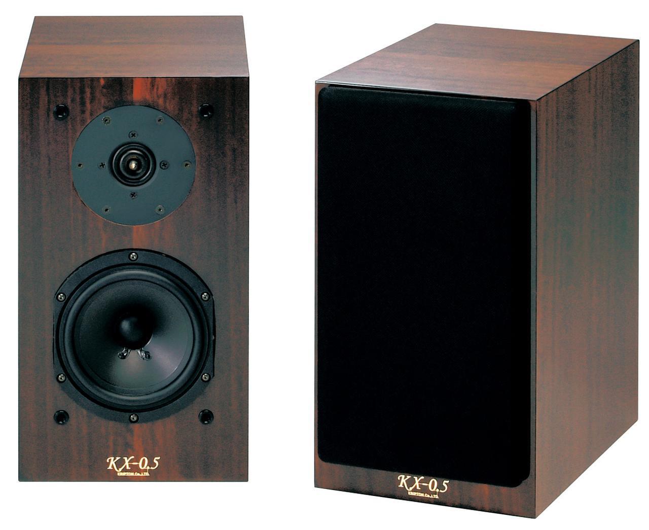 画像1: 第1位:クリプトン KX- 0.5