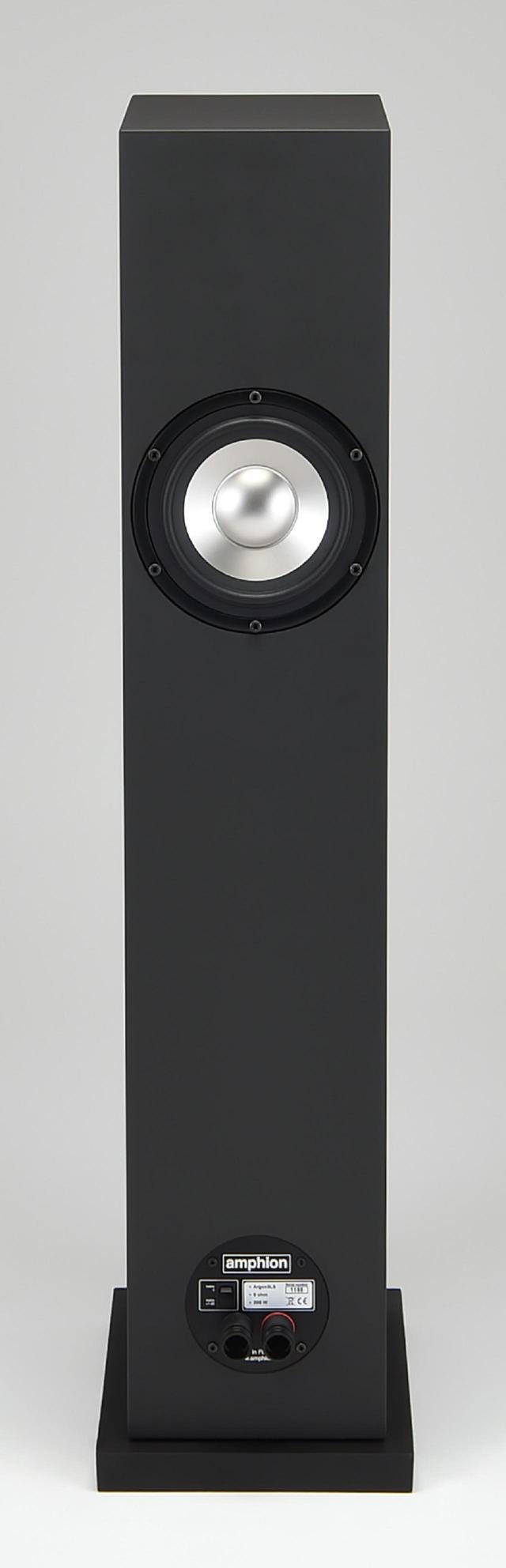 画像: ←Argon3S、Argon3LSともに本体裏側にパッシブラジエーターを搭載。Argonシリーズでは、3S以上のモデルにパッシブラジエーターが導入されている