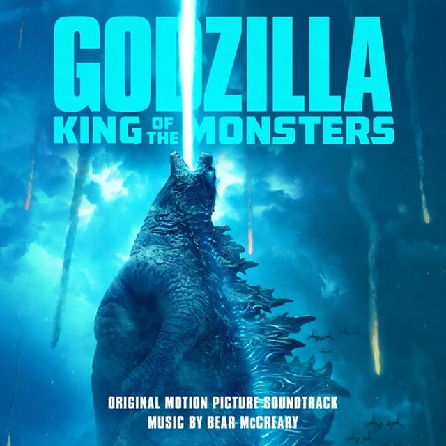 画像: Godzilla: King of the Monsters (Original Motion Picture Soundtrack)/Bear McCreary