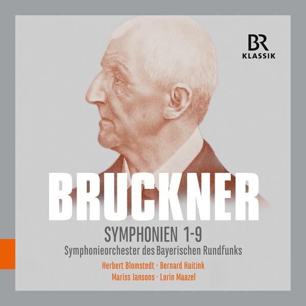 画像: Bruckner: Symphonies Nos. 1-9 (Live)/Bavarian Radio Symphony Orchestra