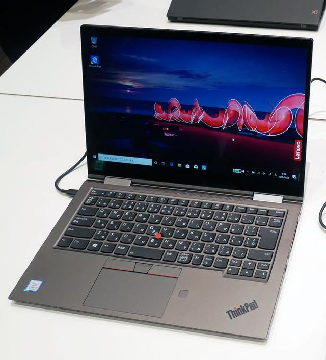 画像: ThinkPad X1 Yoga