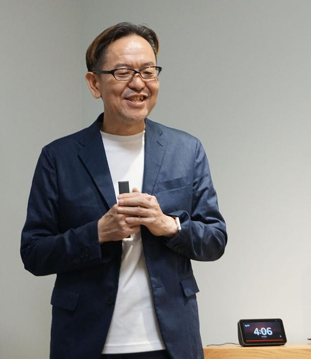 画像: アマゾンジャパン合同会社Alexaエクスペリエンス&デバイス事業部 リージョナルディレクターAlexaアジアパシフィックの大木 聡氏