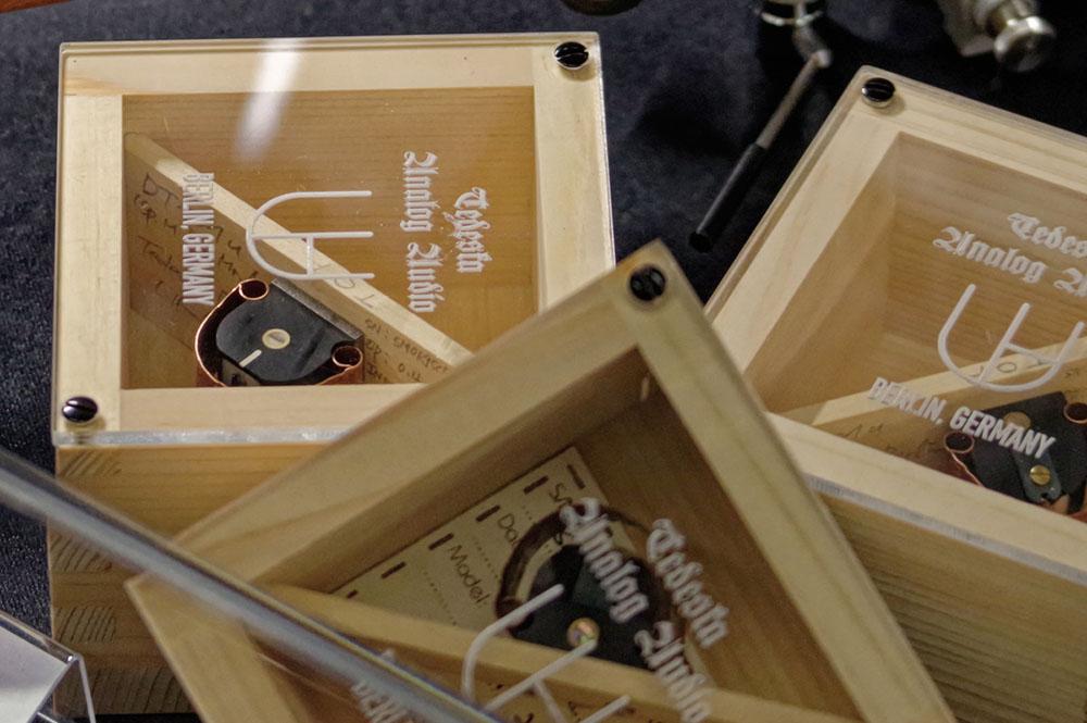 画像: TEDESKAのモノラルMCカートリッジ「DT101u」