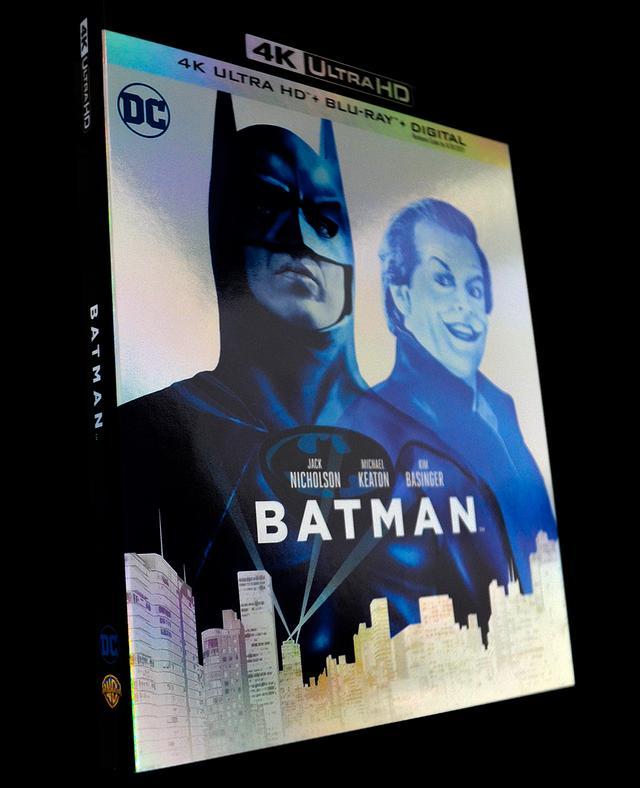 画像: 4K UHD BLU-RAY レビュー『バットマン』ティム・バートン監督 【世界4K-Hakken伝】