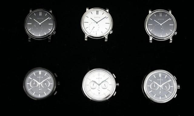 画像: ソニー、スマートウォッチのwena wristシリーズにレトロ感を演出したミニマルモデルと、ファッショブルなクロノグラフモデルを追加。5月28日に発売 - Stereo Sound ONLINE