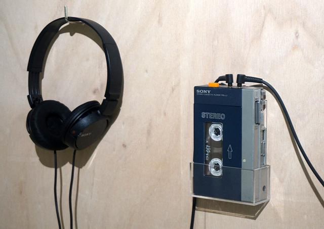 画像: ウォークマン1号機「TPS-L2」の音も体験出来る