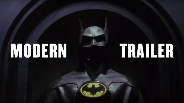 画像: Batman 1989 Trailer - Modern Epic Style www.youtube.com