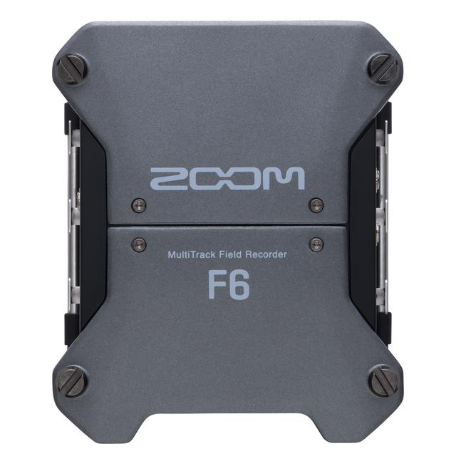画像: Zoom F6 MultiTrack Field Recorder