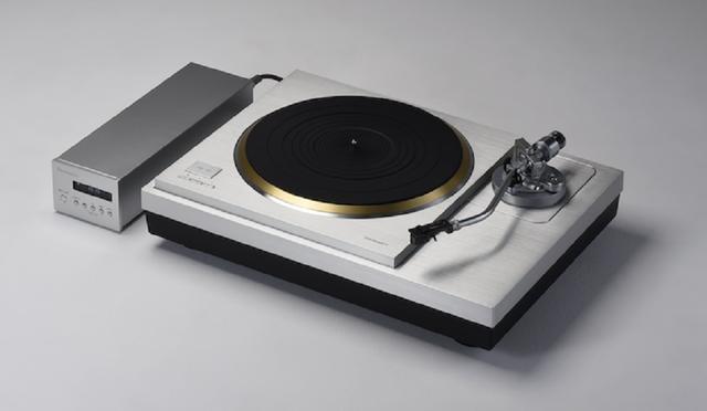 画像: 試聴に使用したレコードプレーヤーシステム テクニクス SL1000R ¥1,600,000