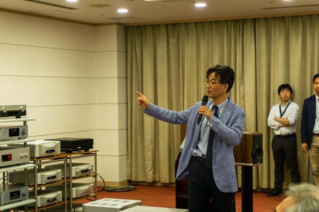 画像: 小野寺弘滋先生による特別講演