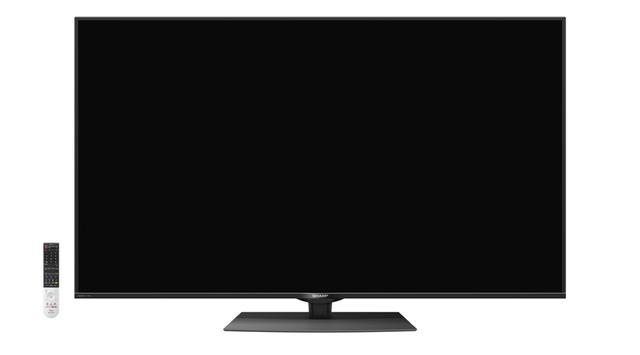 画像: フラッグシップBNシリーズの最大画面サイズ「4T-C70BN1」。直下型LEDバックライトを搭載する(部分駆動は非対応)