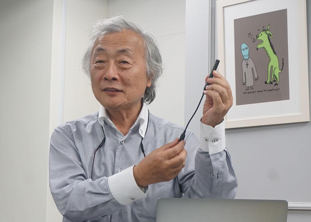 画像: 麻倉さんも「SPECTRA X」の魅力をアツく語ってくれた