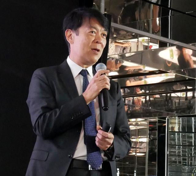 画像: 円谷プロダクション 代表取締役会長 CEO 塚越氏