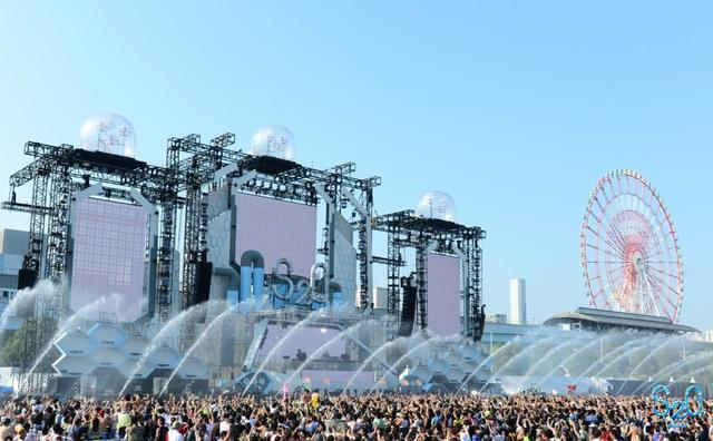 画像: 昨年の『S2O JAPAN SONGKRAN MUSIC FESTIVAL』の様子。今年は会場を移し、県立幕張海浜公園 S2O JAPAN特設会場でイベントが実施される