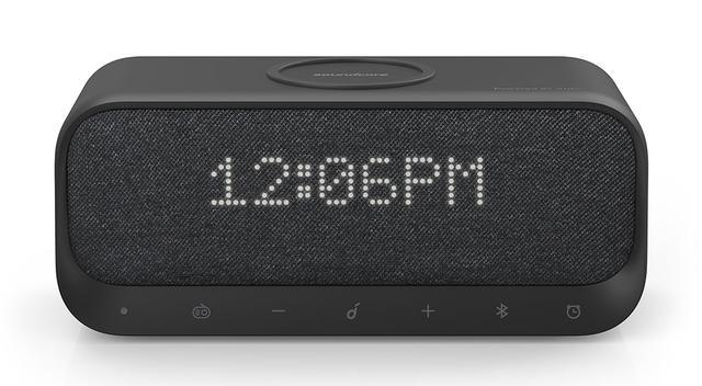 画像1: 目覚ましになって、スマホの充電もできるBluetoothスピーカー。ベッドサイドで活躍する、アンカーの「Soundcore Wakey」が特別価格で発売中