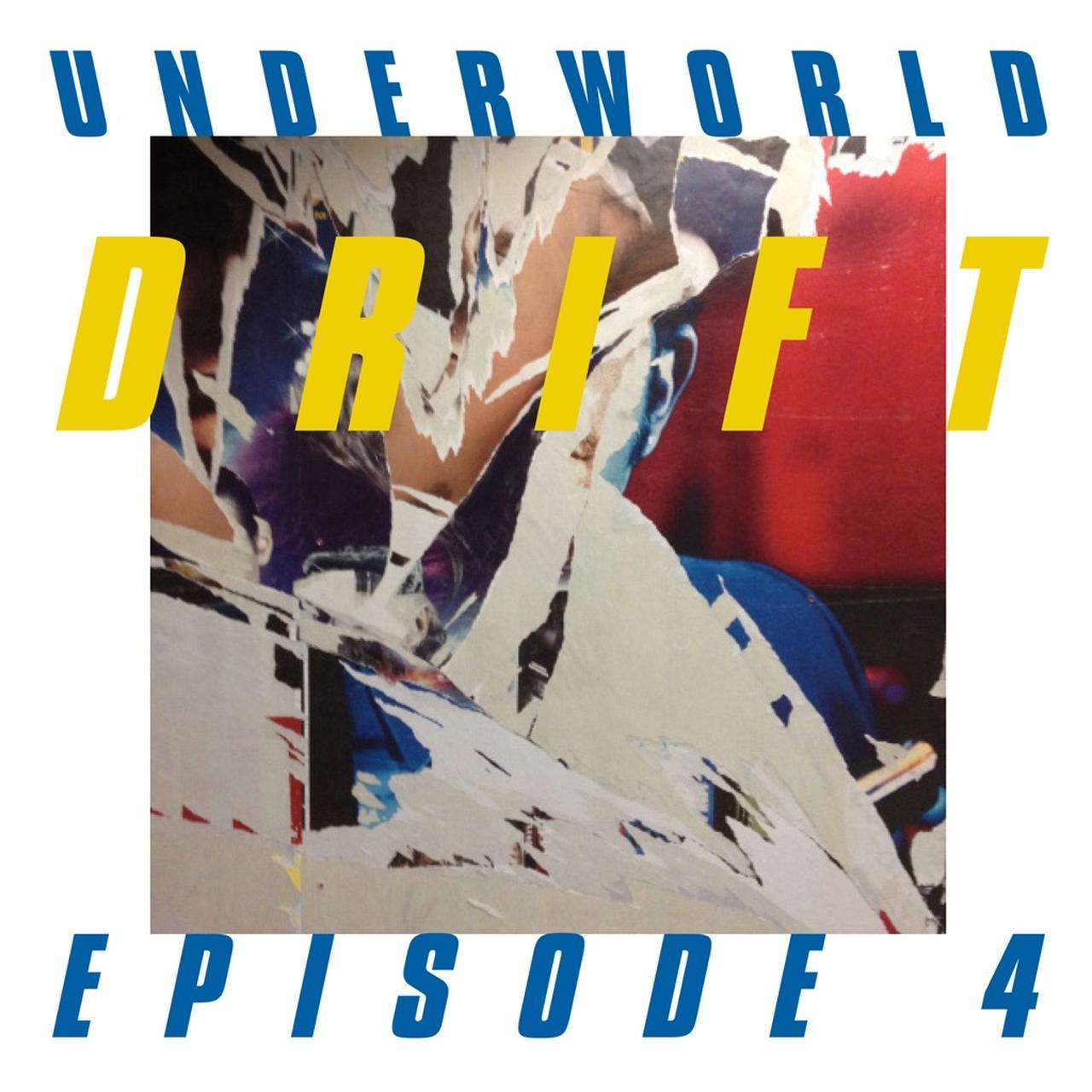 "画像: DRIFT Episode 4 ""SPACE"" / Underworld"