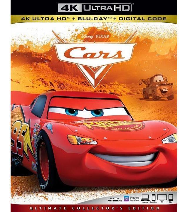 画像: CARS カーズ(2006)