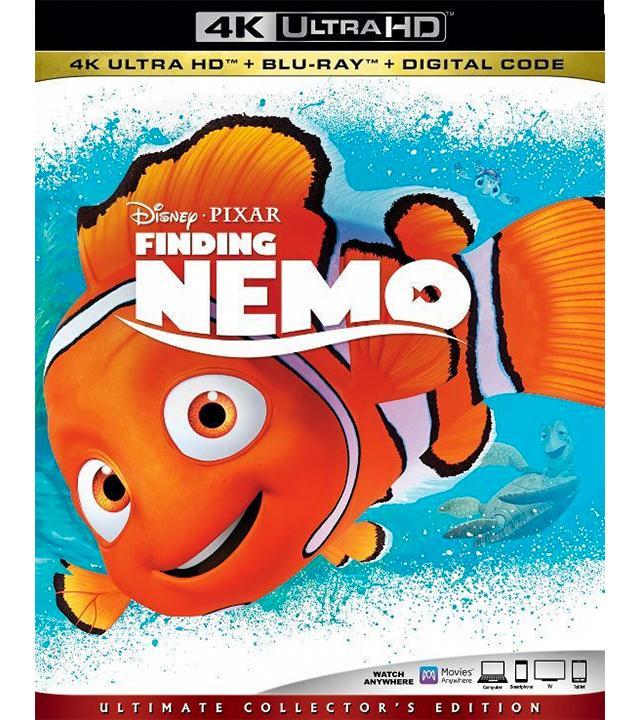 画像: FINDING NEMO ファインディング・ニモ(2003)